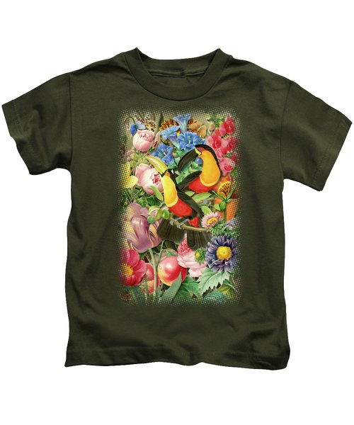 Toucans Kids T-Shirt