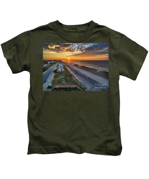 Tower #3 Kids T-Shirt