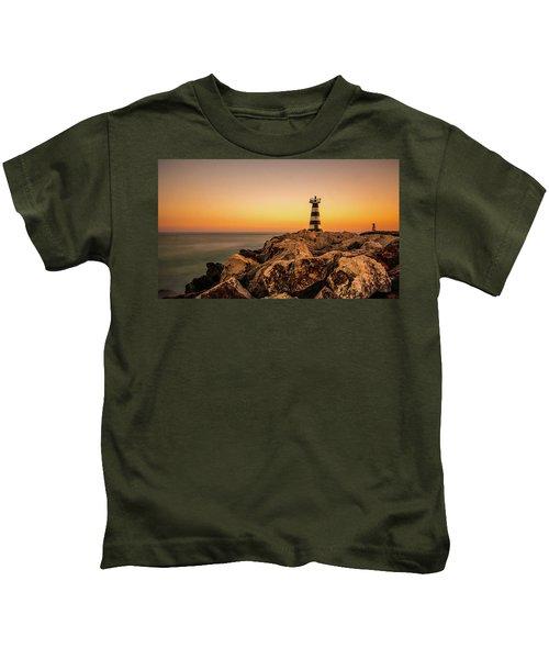 Tower Of Light Kids T-Shirt