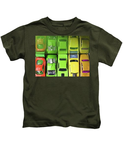 Toy Cars Kids T-Shirt