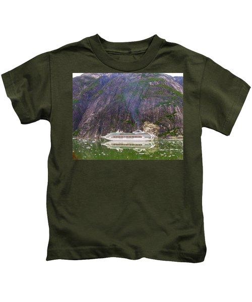 Tracy Arm Fjord Kids T-Shirt