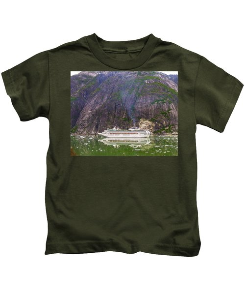 Tracy Arm Fjord Kids T-Shirt