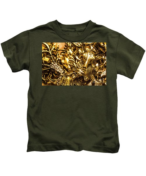 Treasure From The East Kids T-Shirt