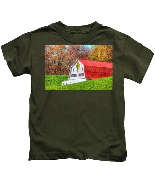 Tree Variation Kids T-Shirt