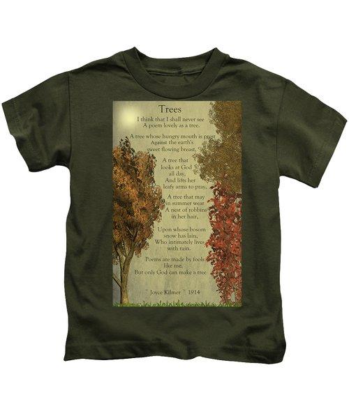 Trees Kids T-Shirt