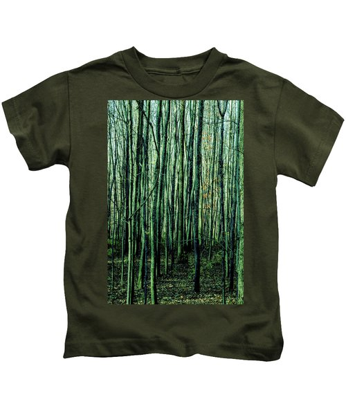 Treez Green Kids T-Shirt