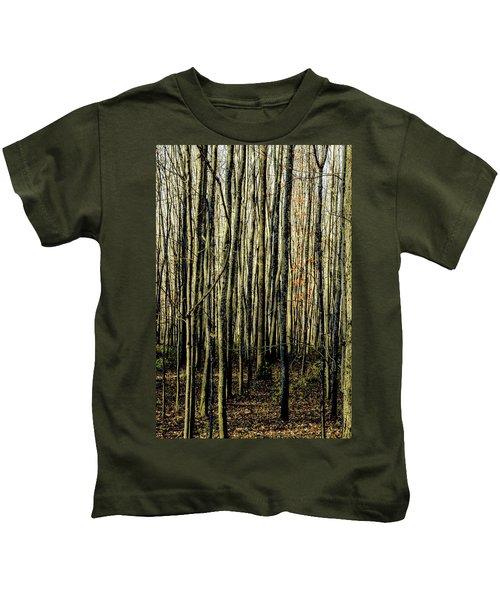 Treez Yellow Kids T-Shirt