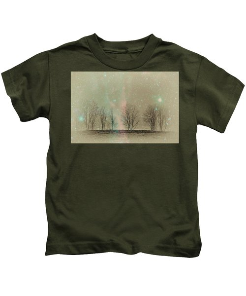 Tress In Starlight Kids T-Shirt