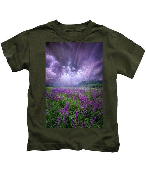Trials And Tribulations Kids T-Shirt