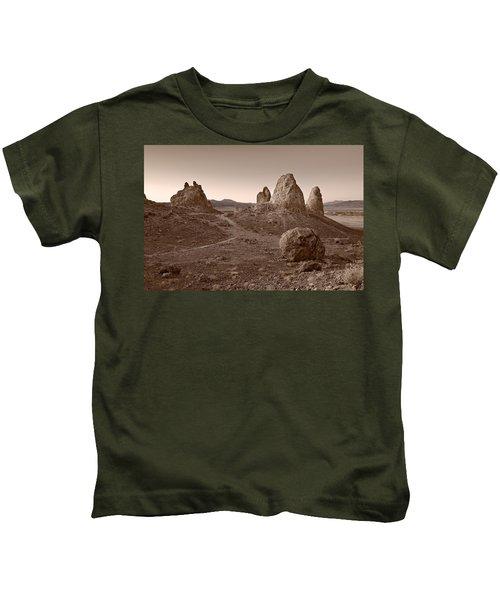 Trona Landscape Kids T-Shirt