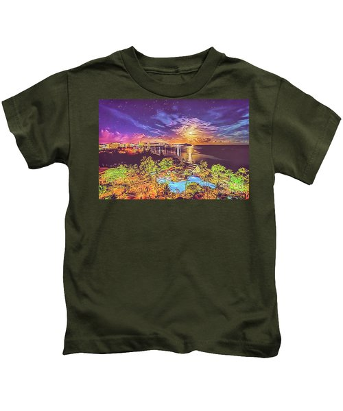 Tropical Dream Kids T-Shirt