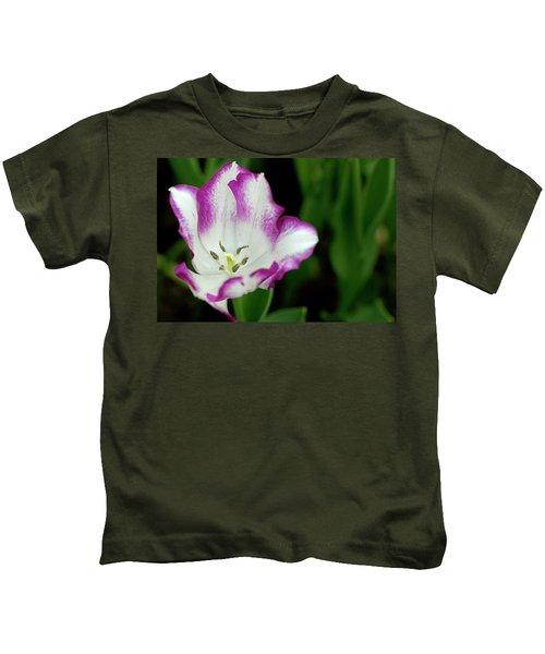 Tulip Flower Kids T-Shirt