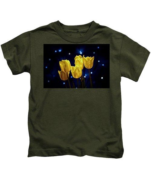 Tulip Twinkle Kids T-Shirt