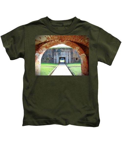 Tunnel Vision Kids T-Shirt