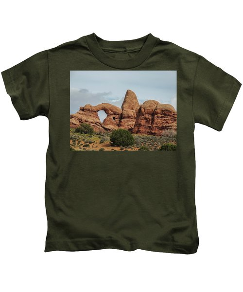Turret Arch Kids T-Shirt