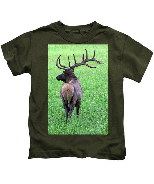 Twelve Point Stud Kids T-Shirt