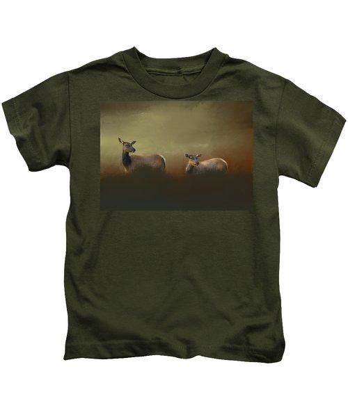 Two Deers Kids T-Shirt