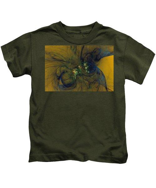 Uncertainty Suppression Kids T-Shirt