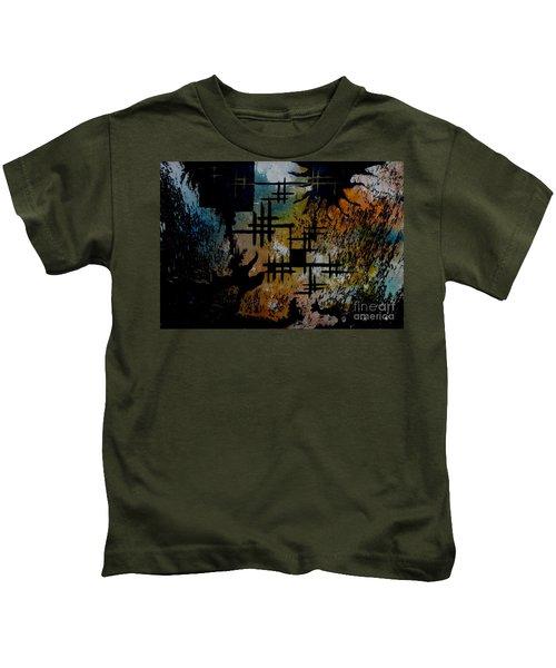 Cross Line Kids T-Shirt