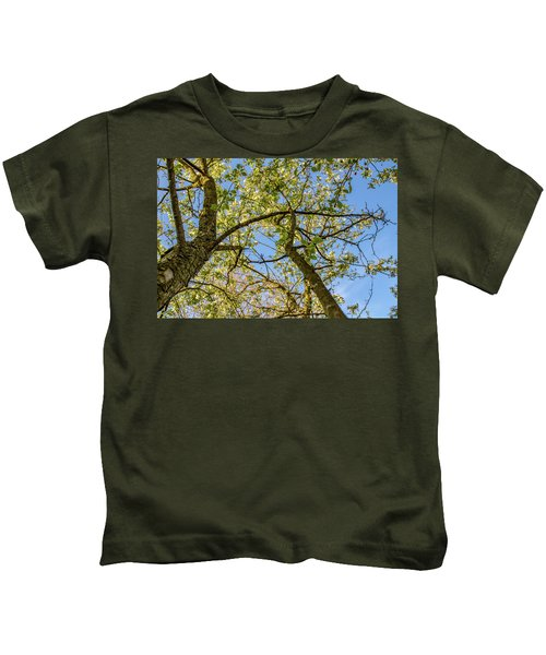 Up A Tree Kids T-Shirt