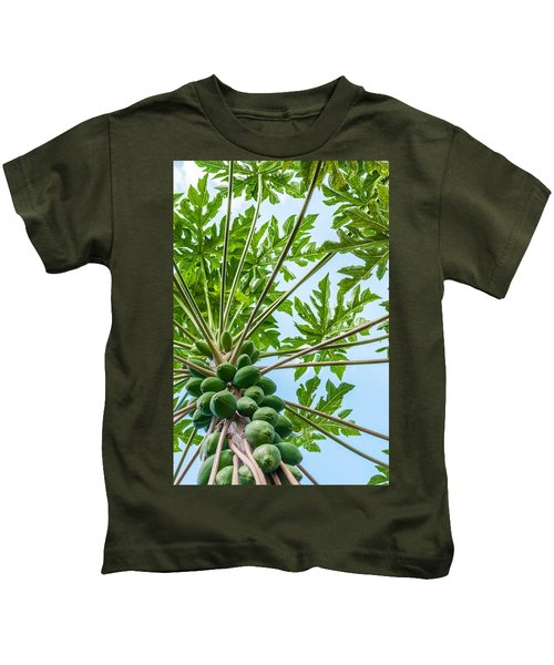 Up The Papaya Kids T-Shirt