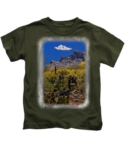 Valley View No.4 Kids T-Shirt