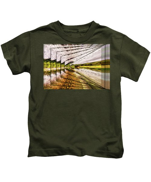 Van Gogh Perspective Kids T-Shirt