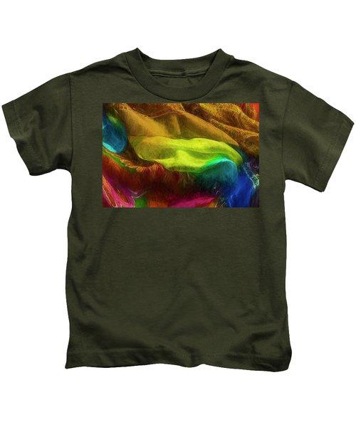 Veiled Mask Kids T-Shirt