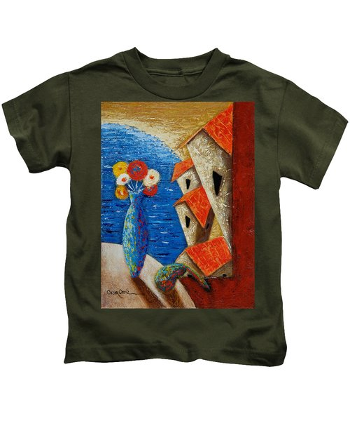 Ventana Al Mar Kids T-Shirt