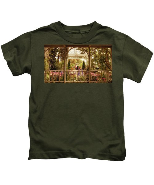 Veranda Views Kids T-Shirt