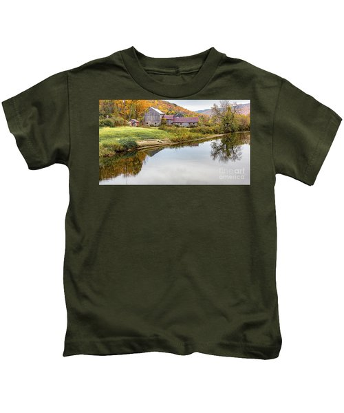 Vermont Countryside Kids T-Shirt