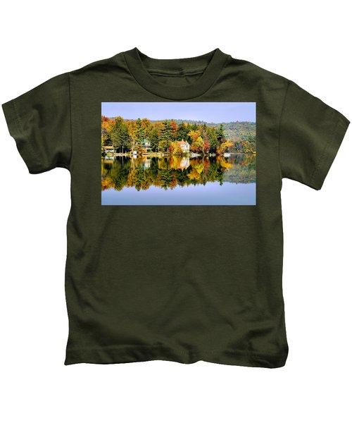 Vermont Reflections Kids T-Shirt