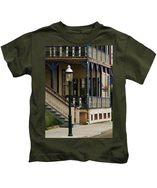 Victorian Cape May Kids T-Shirt