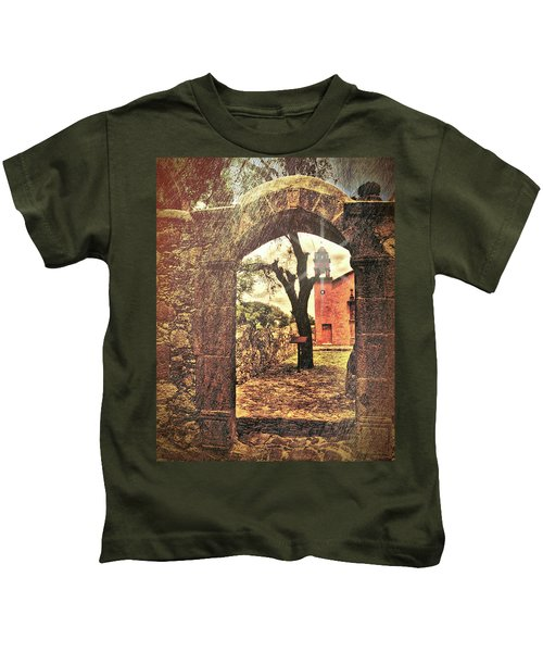 View To The Past Kids T-Shirt
