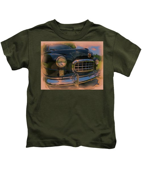Vintage Nash Kids T-Shirt