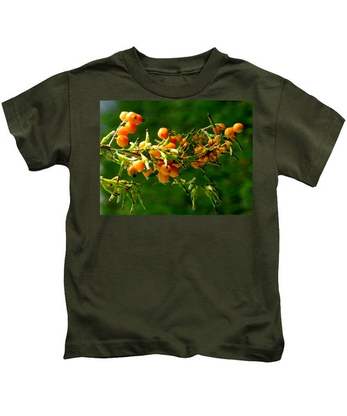 Vivid Berries Kids T-Shirt