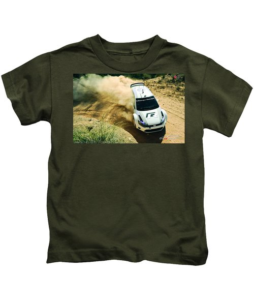 Volkswagen Polo Rally Kids T-Shirt