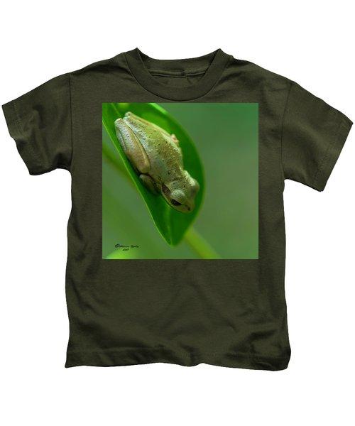 Wake Up Time Kids T-Shirt