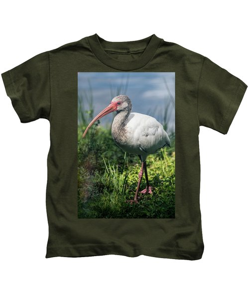 Walk On The Wild Side  Kids T-Shirt