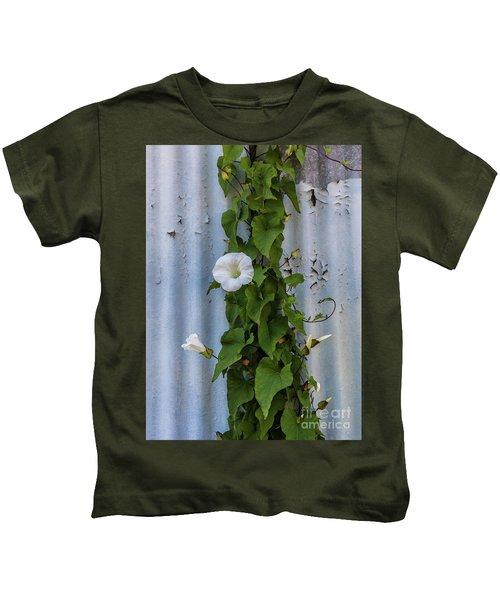 Wall Flower Kids T-Shirt