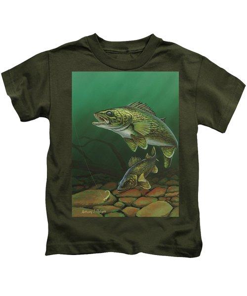Walleye Kids T-Shirt