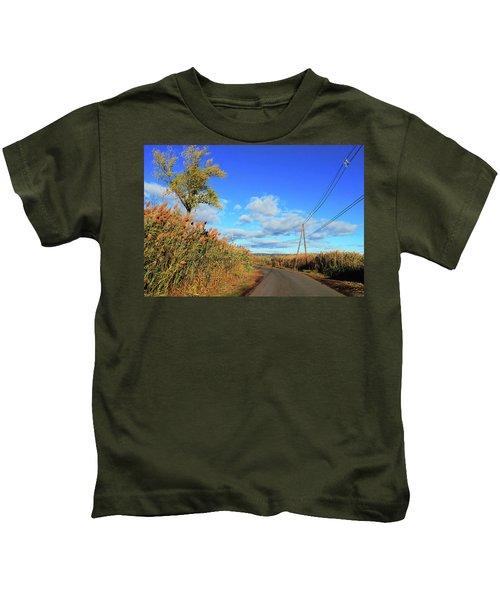 Wanderer's Way Kids T-Shirt