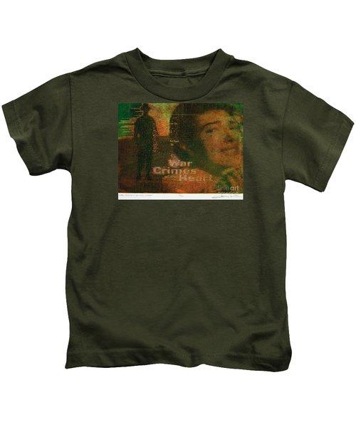 War Crimes Of The Heart Kids T-Shirt