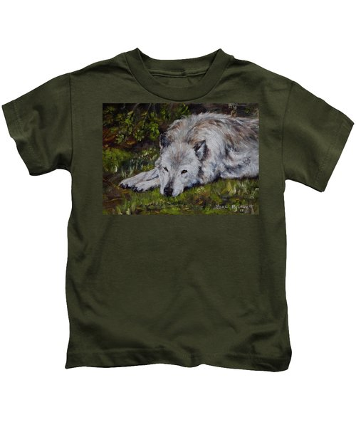 Watchful Rest Kids T-Shirt
