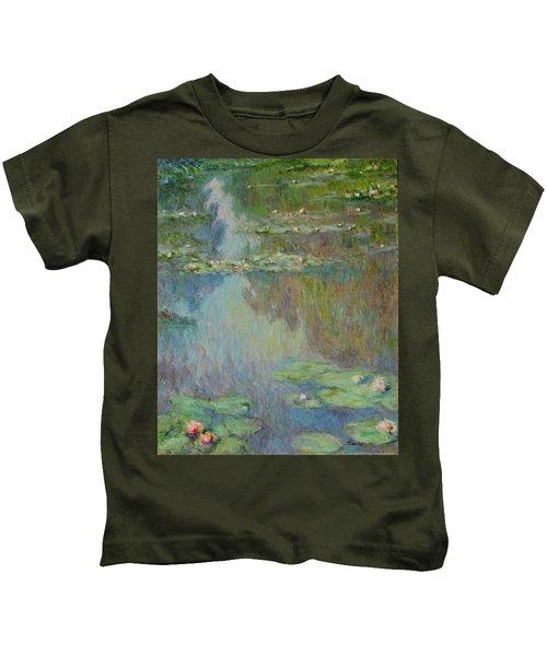 Water Lilies  Kids T-Shirt