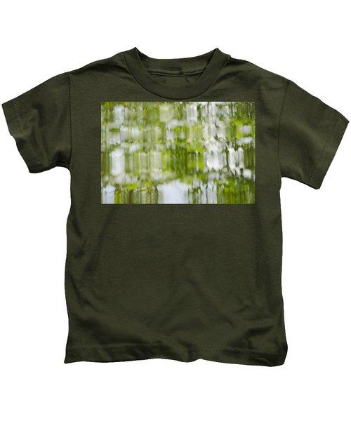 Water Reflections Kids T-Shirt