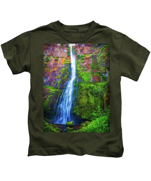 Waterfall 2 Kids T-Shirt