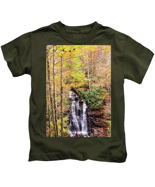 Waterfall Waters Kids T-Shirt