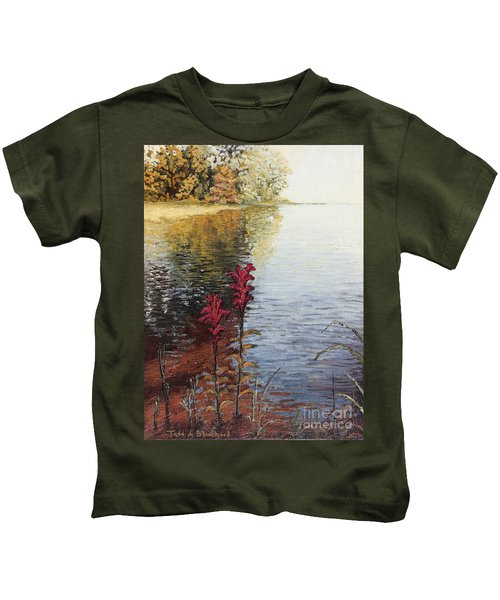 Watts Bar Lake Rockwood Tn Kids T-Shirt