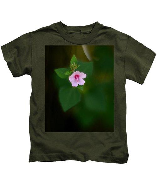 Weed Flower 907 Kids T-Shirt